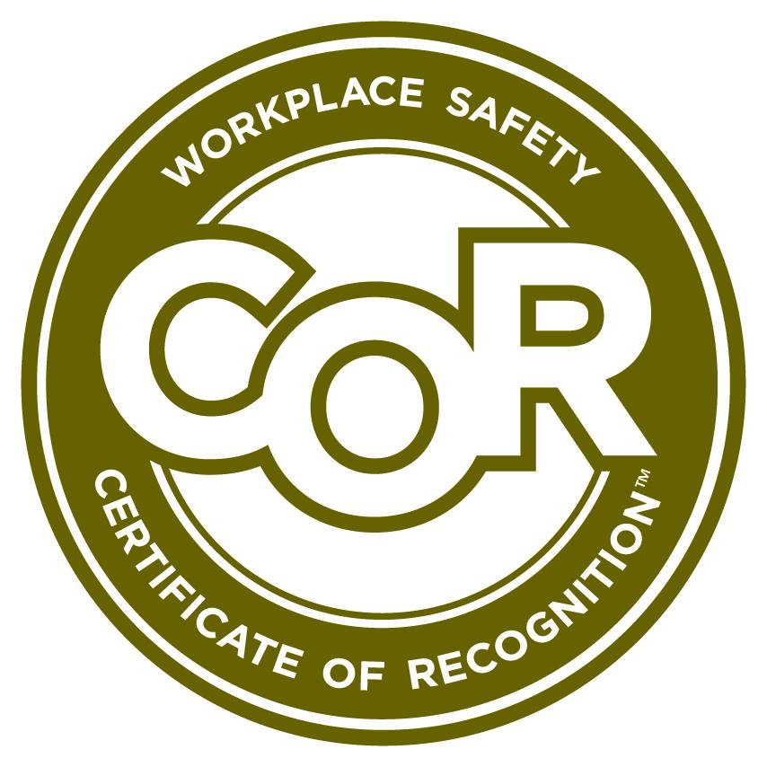 COR seal logo